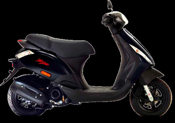 Zwarte scooter - Jouw scooter (ver)kopen? - Scooterdeal.nl